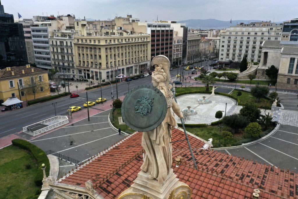Ανοιχτή Πόλη: Δράσεις στην Αθήνα για την ενίσχυση του κόσμου της Τέχνης και του Πολιτισμού
