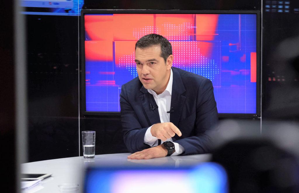 Τσίπρας: Χρειάζεται άμεση παρέμβαση για να μετριαστεί η ύφεση (Video)