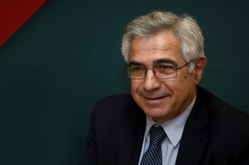 Αντίδραση Καρχιμάκη στις δηλώσεις Πορτοσάλτε για τον Ανδρέα Παπανδρέου