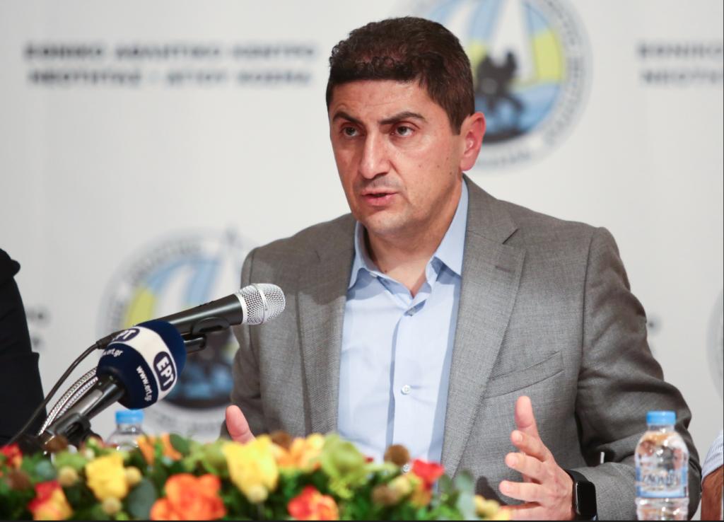 «Επίθεση» σε Αυγενάκη και κατηγορίες για επικοινωνιακό σόου γύρω από το Ολυμπιακό Χωριό