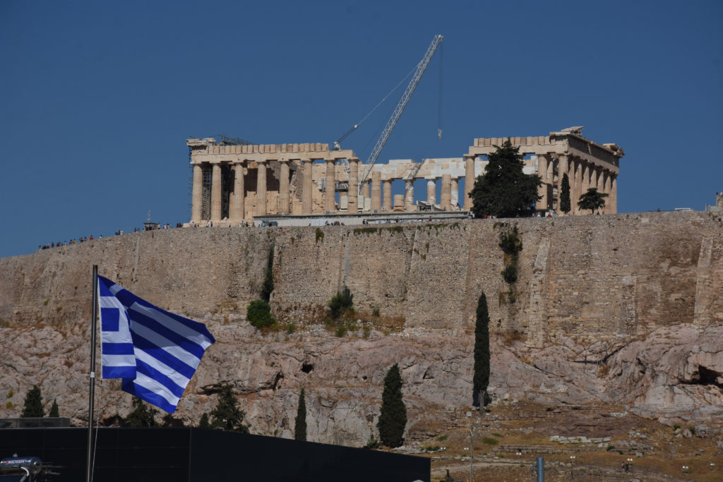 ΕΛΛΕΤ: Το ΣτΕ δείχνει το δρόμο για την οριστική προστασία της Ακρόπολης