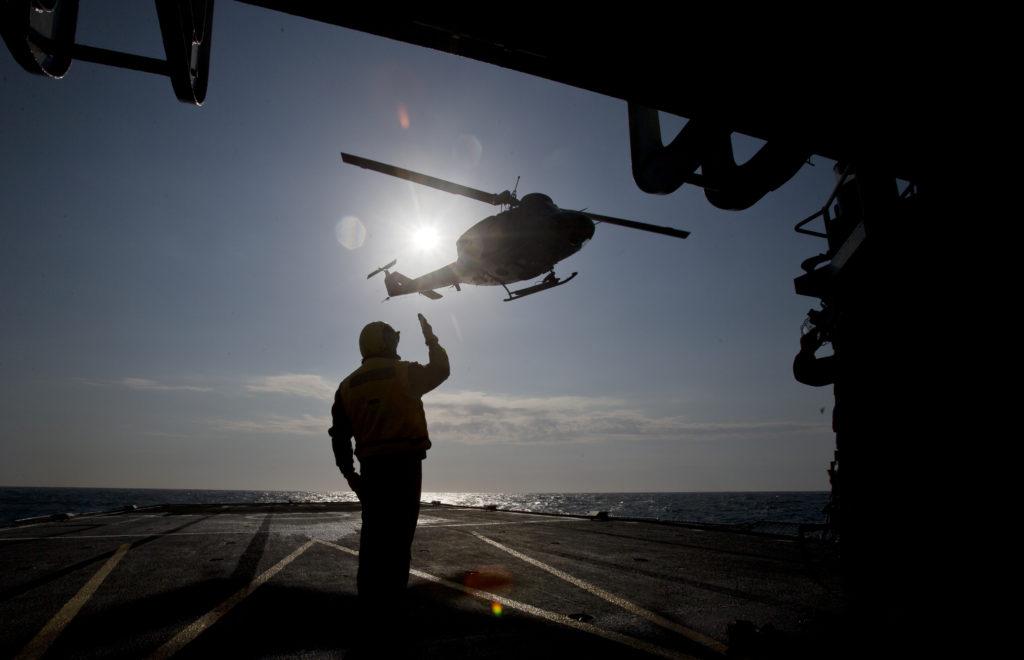 Υπουργείο Άμυνας Καναδά για ελικόπτερο: «Οι 5 αγνοούμενοι θεωρούνται νεκροί»