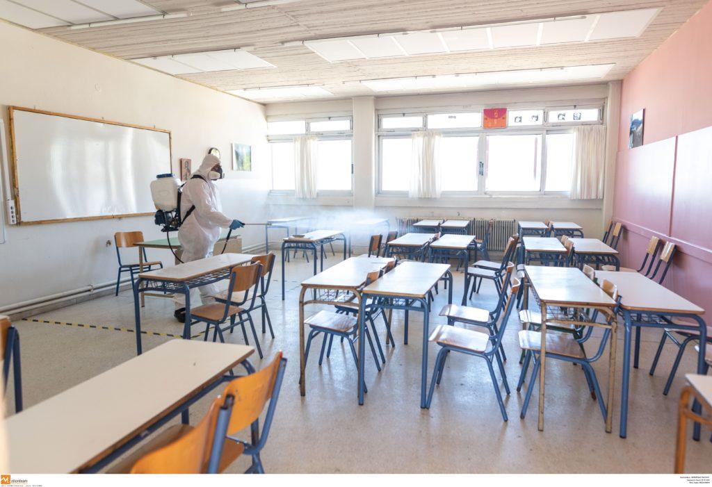 Τι θα γίνει στα σχολεία αν υπάρξει ύποπτο κρούσμα κορονοϊού- Αναλυτικές οδηγίες από τον ΕΟΔΥ