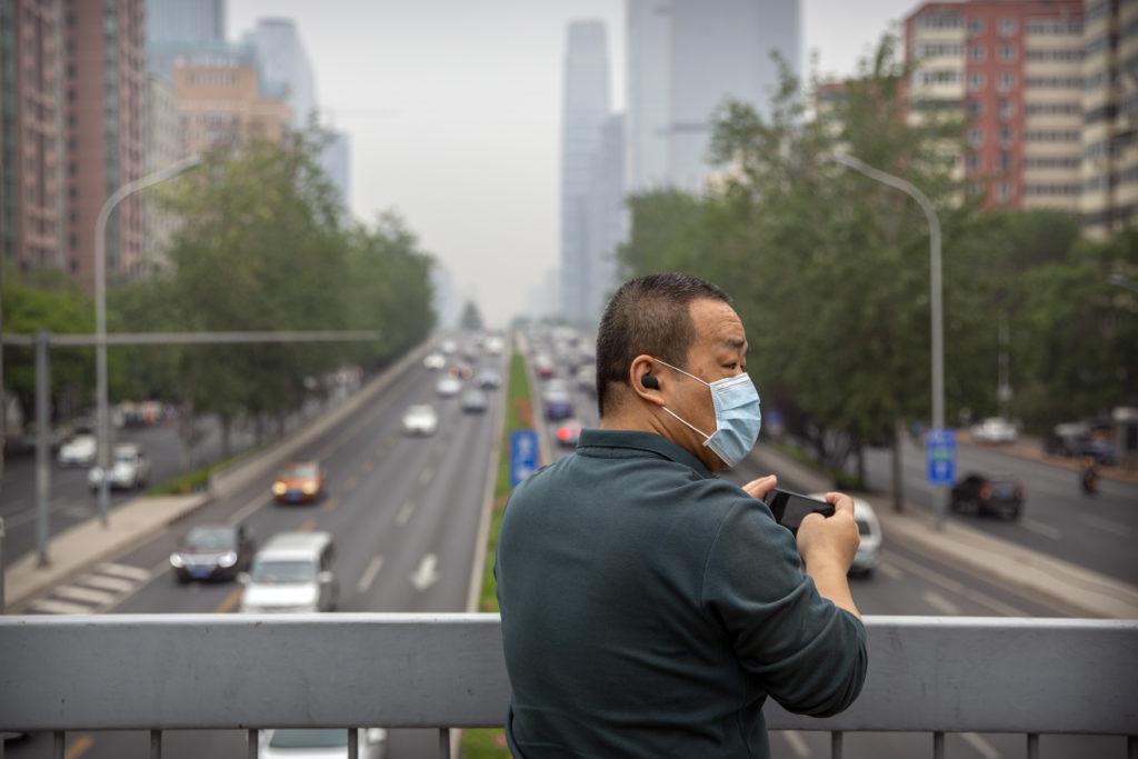 Κίνα: Μόλις 4 κρούσματα κορονοϊού μέσα σε ένα 24ωρο