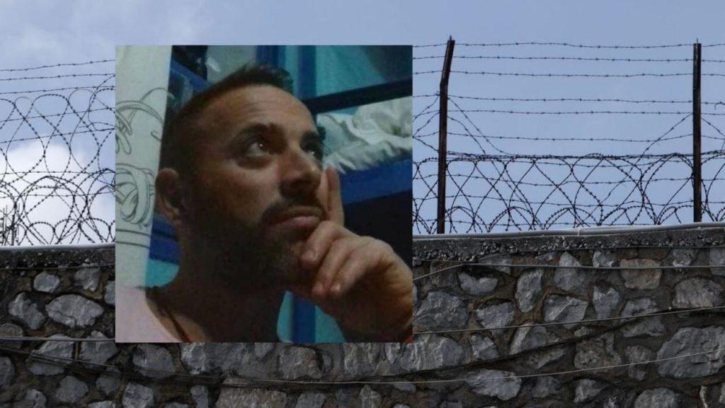 Ξεκίνησε πάλι απεργία πείνας ο Βασίλης Δημάκης