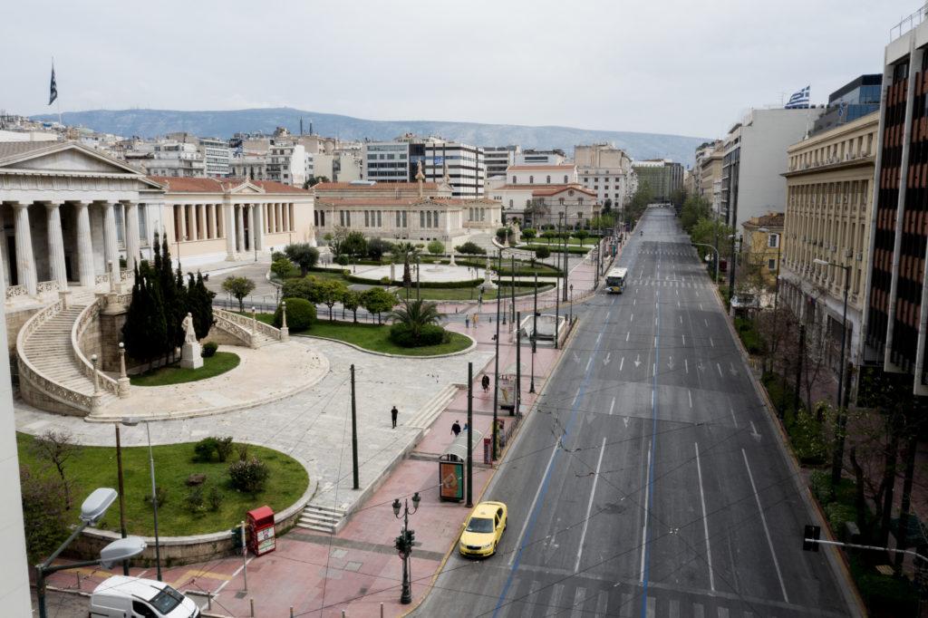 Πεζοδρομήσεις και μισές λωρίδες κυκλοφορίας λόγω κορονοϊού- Η πρόταση Μπακογιάννη για τον Δήμο Αθηναίων