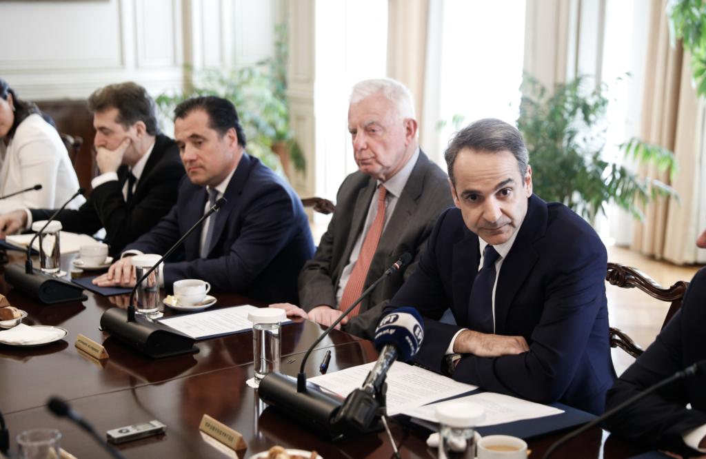 Οι… «γαλάζιοι» έχουν χρέη: 308 εκατ. ευρώ τα τραπεζικά δάνεια της ΝΔ (Pdf)