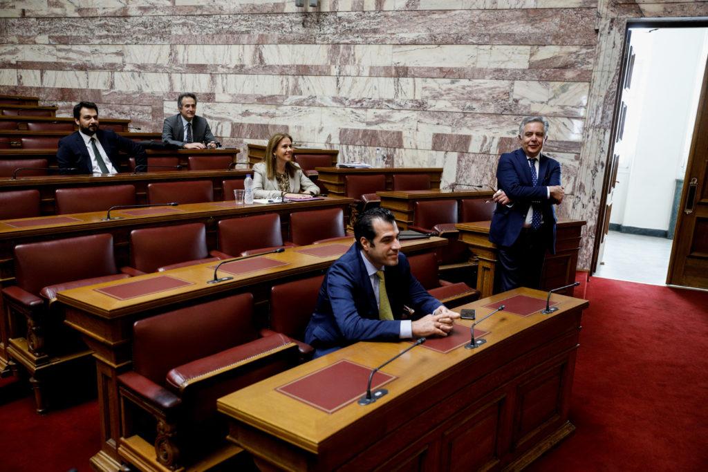 Προανακριτική: «Σεισμός» στο πολιτικό σκηνικό από την αποκάλυψη Δημητρίου για τους τρεις υπουργούς της ΝΔ με offshore