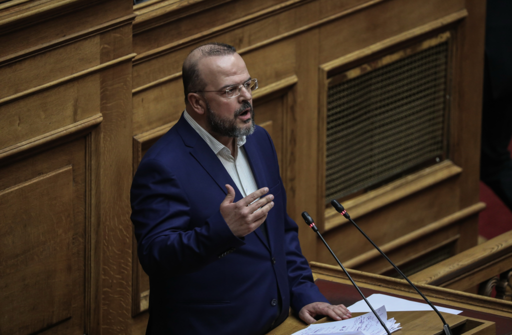 Τριανταφυλλίδης: «Η διεύρυνση της παρανομίας και της γελοιοποίησης ξεχείλωσε»