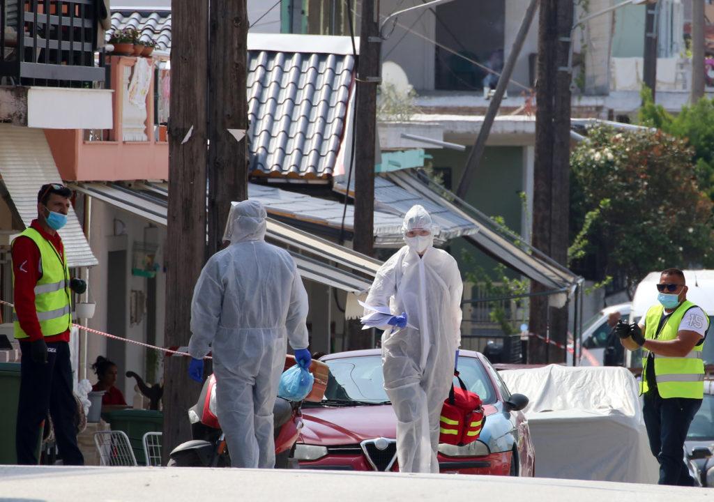 Λάρισα: 12 νέα κρούσματα κορονοϊού στον οικισμό της Νέας Σμύρνης