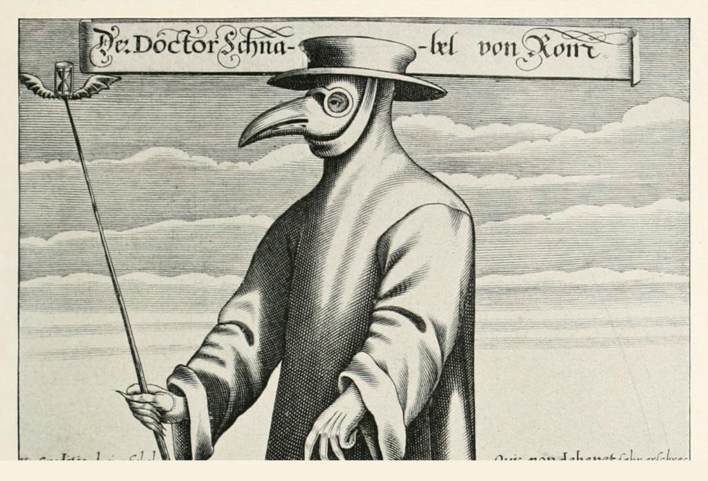 Η ιστορία της ιατρικής μάσκας – Εμφανίστηκε ως «φυλακτό»!