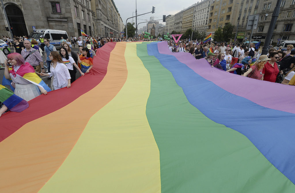 ΕΕ: Υψηλό παραμένει το ποσοστό των διακρίσεων ενάντια στα μέλη της κοινότητας ΛΟΑΤΚΙ
