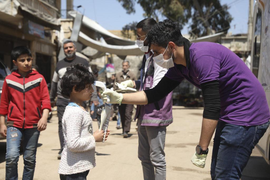 Συρία-ΟΗΕ: 9,3 εκατομμύρια άνθρωποι δεν έχουν να φάνε