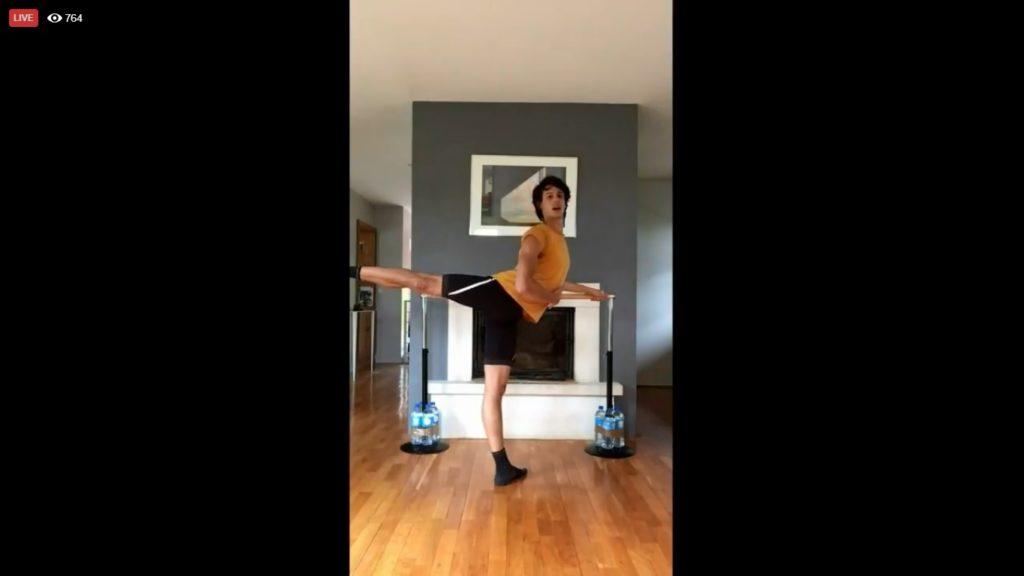 Γαλλία: Online μαθήματα μπαλέτου από κορυφαίους χορευτές προσφέρει ο Dior