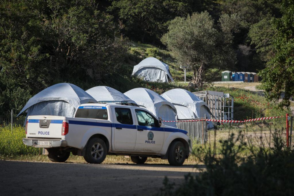 Μυτιλήνη: Τέσσερα κρούσματα κορωνοϊού σε δομή προσφύγων και μεταναστών