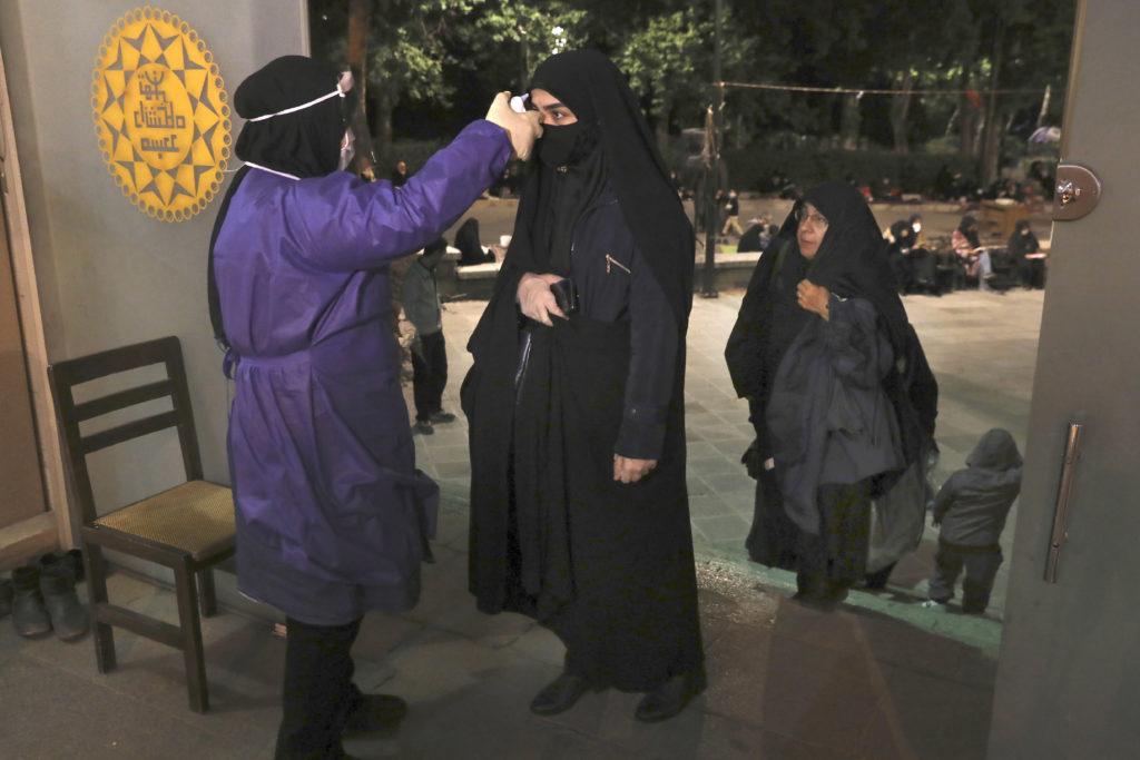 «Ρεκόρ» κρουσμάτων κορονοϊού στο Ιράν: 2.102 μέσα σε μια μέρα – 116.635 συνολικά