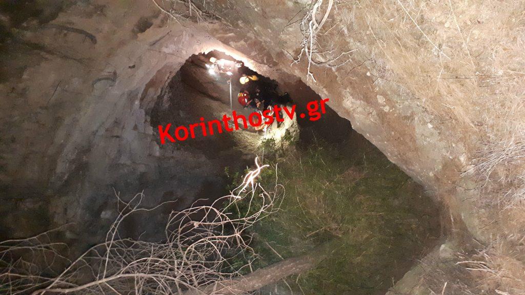 Τραγωδία στο Λουτράκι με τέσσερις νεκρούς σε σπηλιά – Ερωτηματικά για την ύπαρξη γεννήτριας (Photos+Video)