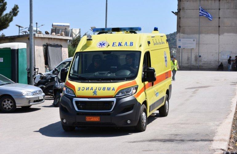 Χίος: Στο Νοσοκομείο 30 μετανάστες με τροφική δηλητηρίαση