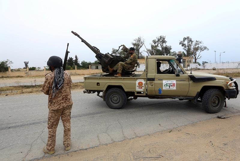 Η Γερμανία συνεχίζει τις εξαγωγές όπλων σε κράτη που εμπλέκονται στον εμφύλιο της Λιβύης