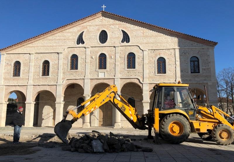 Κιλκίς:  Αυτό είναι το πρώτο εκκλησιαστικό μνημείο στην Ελλάδα που θα λειτουργεί με γεωθερμία