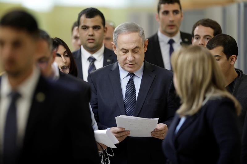 Ισραήλ: Ο Νετανιάχου παρουσίασε στο κοινοβούλιο, τη νέα κυβέρνηση ενότητας