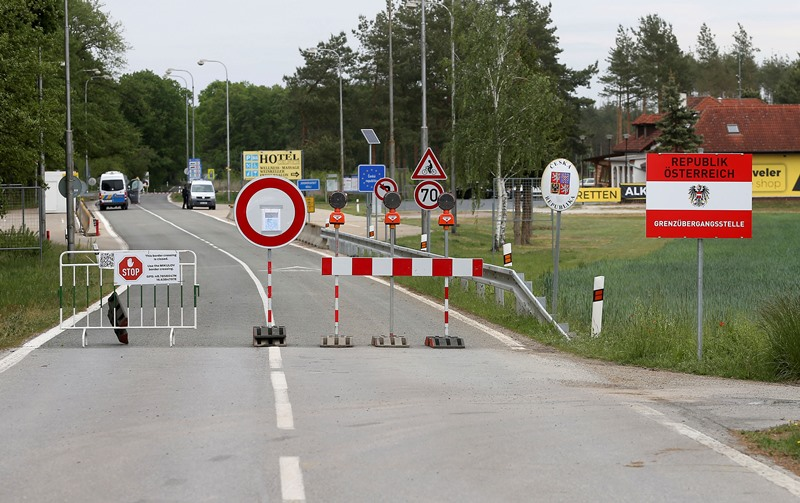 Aυστρία: Aνοίγει τα σύνορα με Τσεχία, Σλοβακία και Ουγγαρία