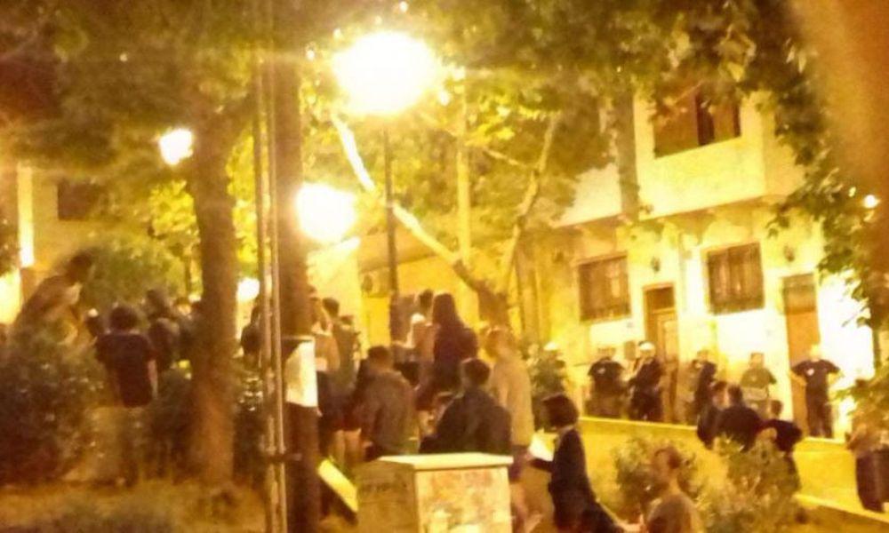 Θεσσαλονίκη: Κάλεσμα σε συγκέντρωση-απάντηση στη νέα αστυνομική επίθεση στην πλατεία Καλλιθέας