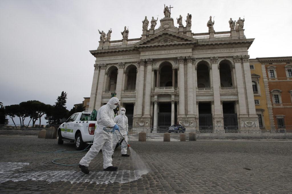 Κορονοϊός-Ιταλία: Σημαντική μείωση στα 200 κρούσματα ημερησίως