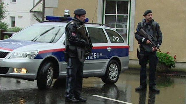 Αυστρία: Μεγάλη αστυνομική επιχείρηση σε 24 σπίτια νεοναζιστών