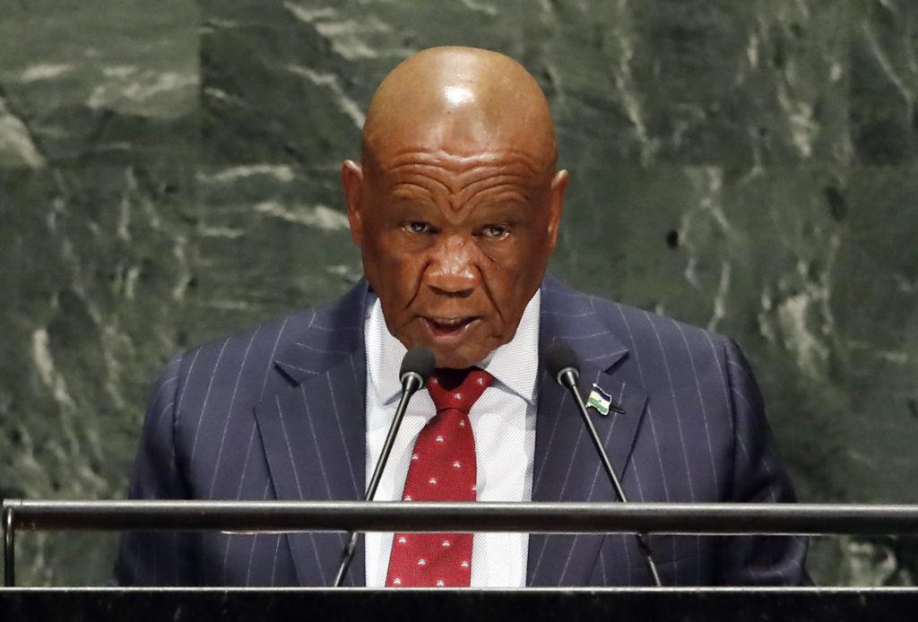 Λεσότο: Παραιτήθηκε ο πρωθυπουργός, που εμπλέκεται στη δολοφονία της πρώτης συζύγου του