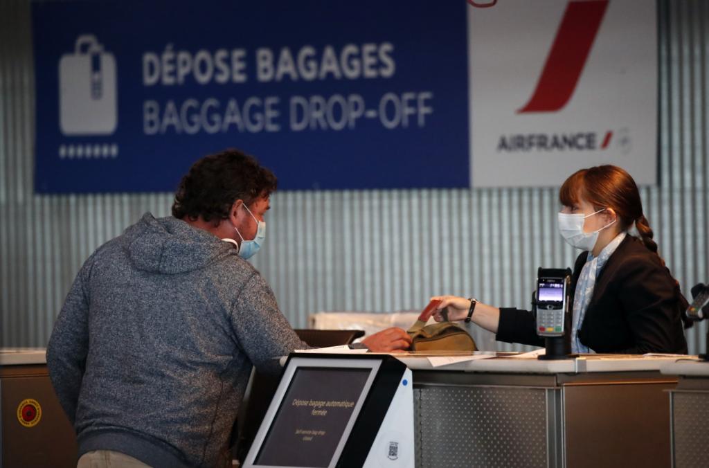 Γαλλία: Σχέδια για σταδιακή επαναφορά των πτήσεων από την Air France