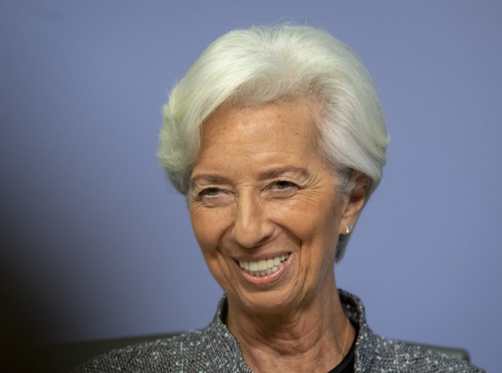 Η Λαγκάρντ «πατάει πόδι» στο Βερολίνο: Η ΕΚΤ θα εξακολουθήσει να αγοράζει κρατικά ομόλογα