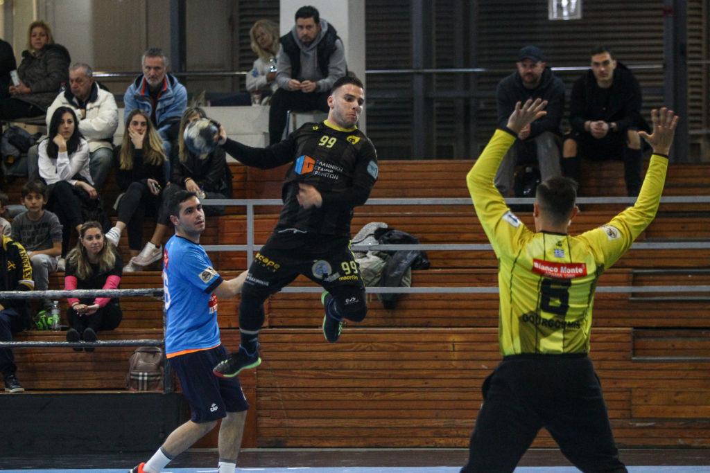 Χάντμπολ: Πρωταθλήτρια η ΑΕΚ