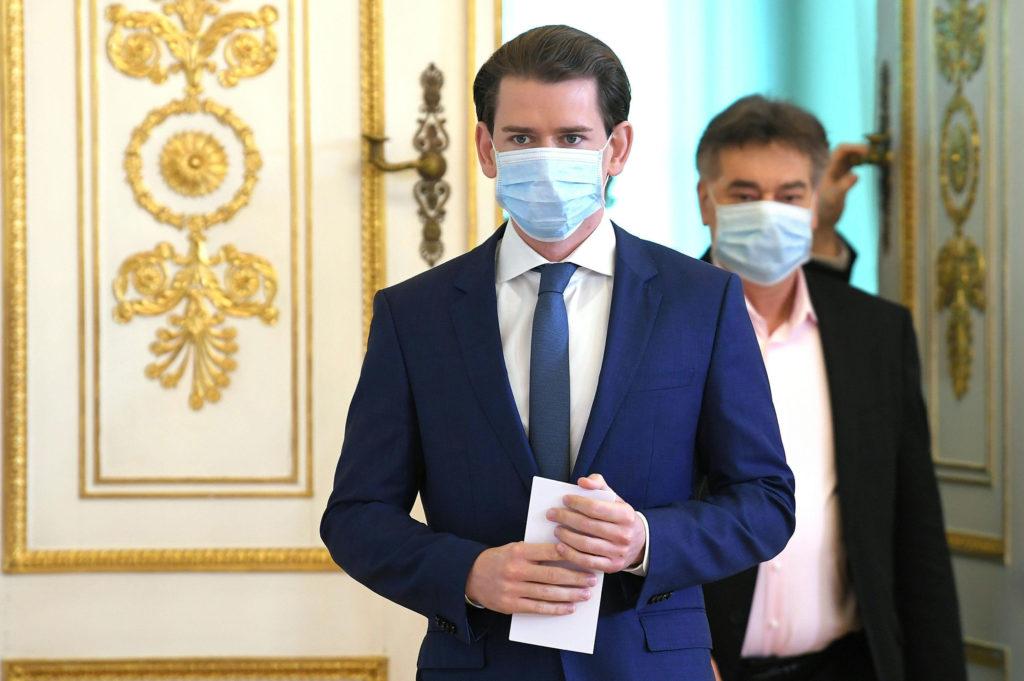 Αυστρία: Ο Κουρτς λέει «όχι» στο γαλλογερμανικό σχέδιο βοήθειας των 500 δισ.