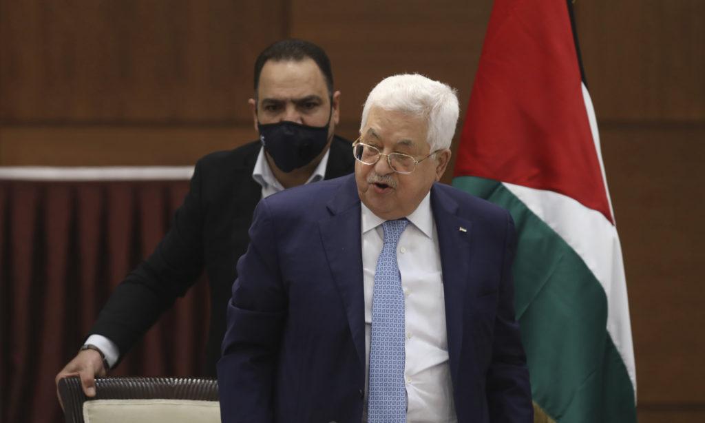 Παλαιστίνη: Αποσύρεται από όλες τις συμφωνίες που έχει με Ισραήλ και ΗΠΑ