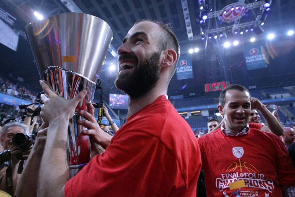 Euroleague: Συνέδεσε τον Τζόρνταν με τον Σπανούλη και το έπος της Κωνσταντινούπολης