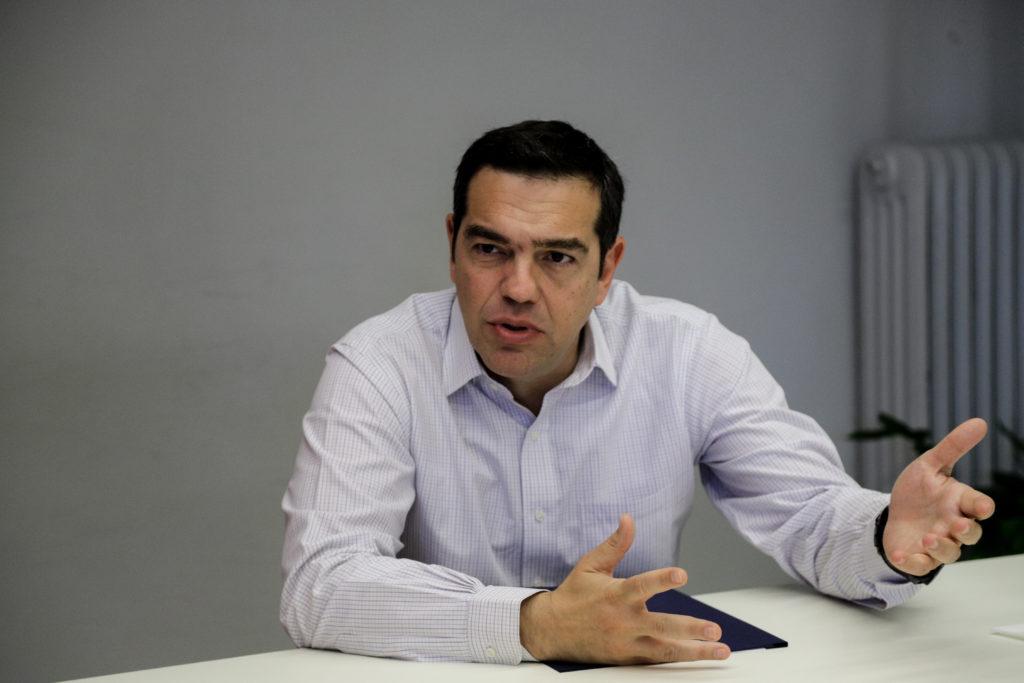 Τσίπρας με ΟΛΜΕ: «Μεγάλη η βιασύνη» της κυβέρνησης να καταθέσει το πολυνομοσχέδιο για την Παιδεία χωρίς διάλογο