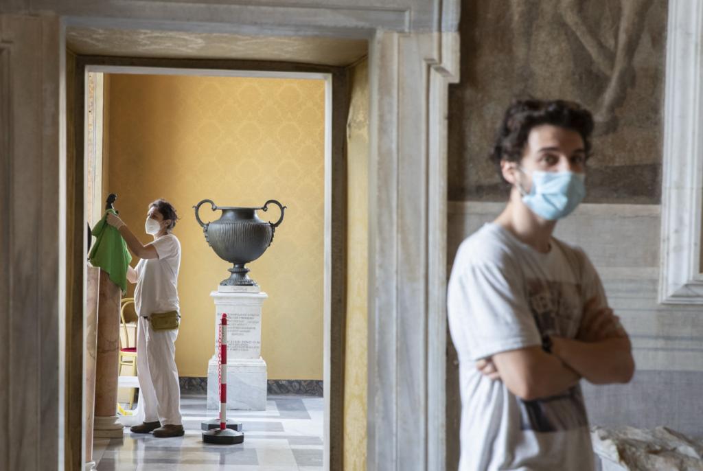 Ιταλία: Πάνω από 32.000 οι νεκροί – Στα 227.000 τα κρούσματα κορονοϊού