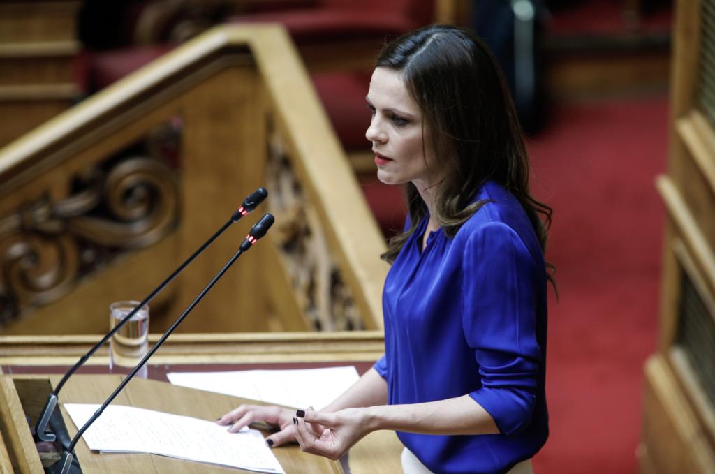 Αχτσιόγλου σε Σταϊκούρα: Αυτά ισχύουν για τις προτάσεις του ΣΥΡΙΖΑ