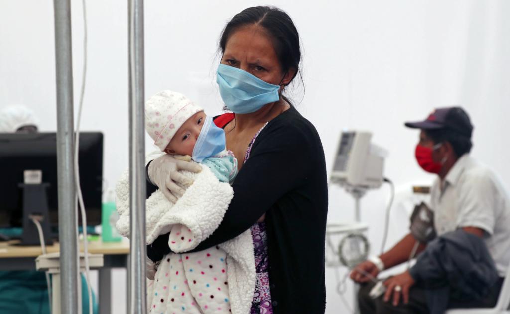 Κορονοϊός: Σχεδόν 5 εκατομμύρια τα κρούσματα παγκοσμίως – Πάνω από 325.000 νεκροί