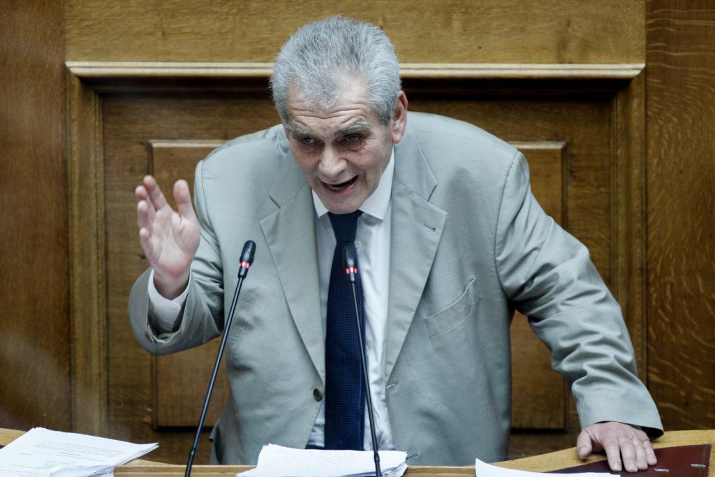 Παπαγγελόπουλος: Ούτε η νοθεία και τα άκυρα ψηφοδέλτια δεν θα ξεπλύνουν το σκάνδαλο Novartis