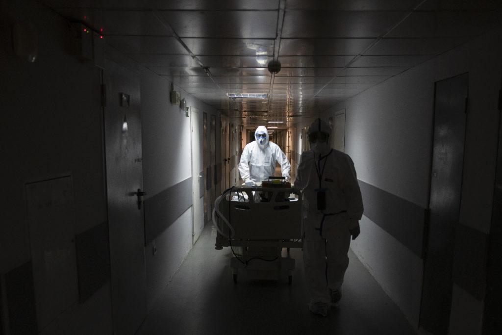 Κορονοϊός: Ξεπέρασαν τους 3.000 οι νεκροί στη Ρωσία