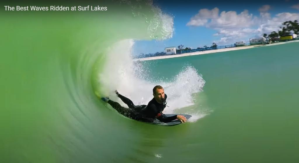 Surf Lakes, η μεγαλύτερη πισίνα στον κόσμο για σέρφινγκ (Video)