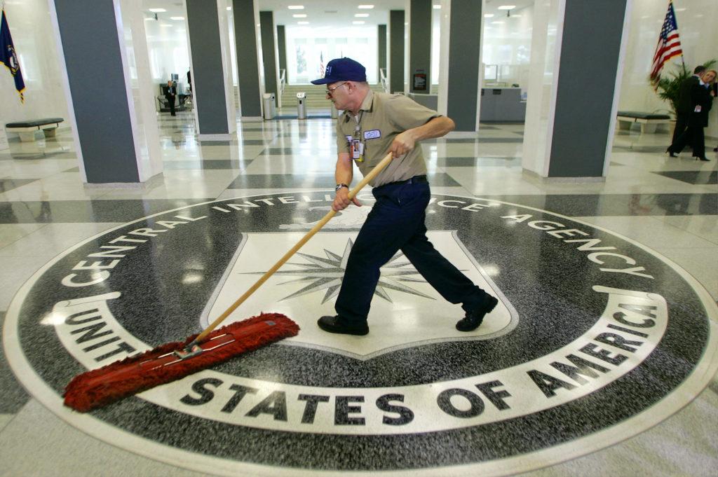 Διακόπτουν τη συνεργασία τους με την CIA οι Παλαιστίνιοι