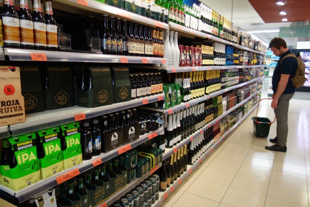 «Τσουχτερά» πρόστιμα στα σούπερ μάρκετ που δεν θα ενημερώνουν την πλατφόρμα e-Καταναλωτής για τις τιμές βασικών αγαθών
