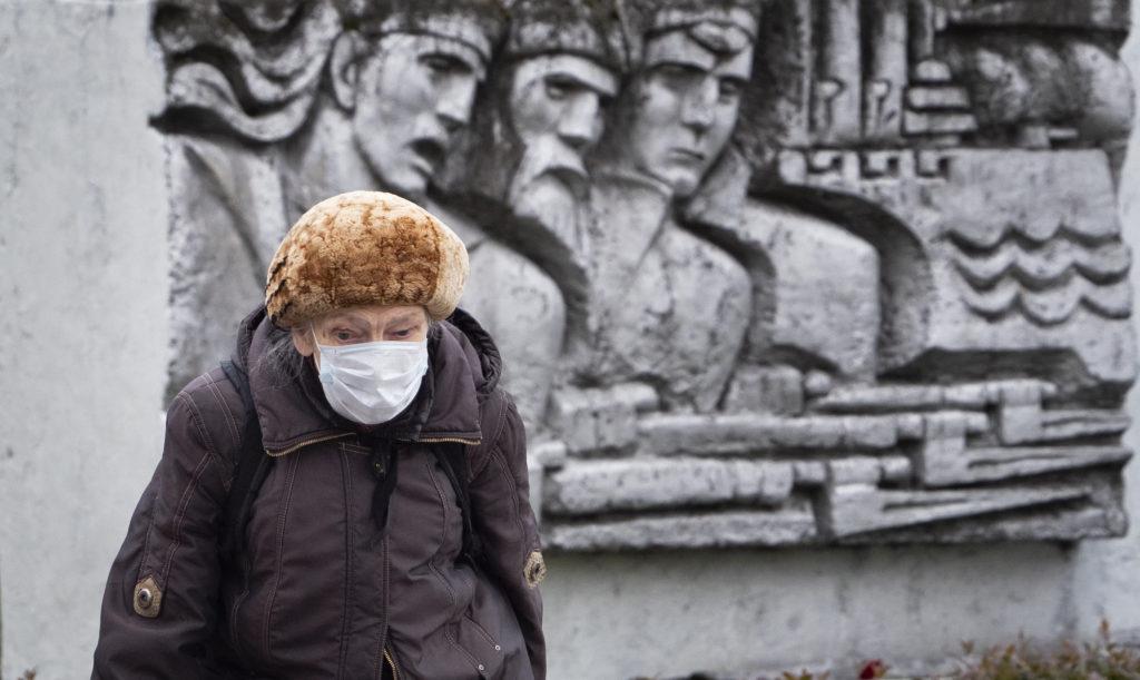 Ρωσία: Αριθμός ρεκόρ θανάτων από κορονοϊό σε ένα 24ωρο