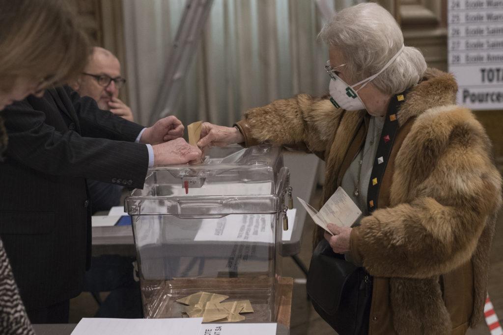 Γαλλία: 28 Ιουνίου ο β ́γύρος των δημοτικών εκλογών