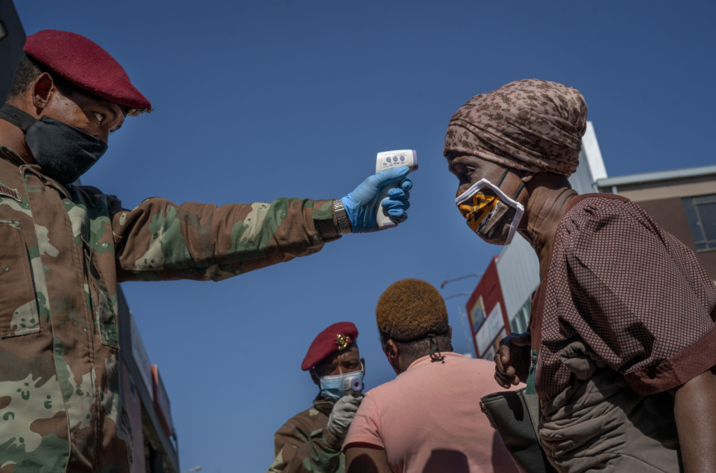Κορονοϊός: Ξεπέρασε το όριο των 100.000 κρουσμάτων η Αφρική