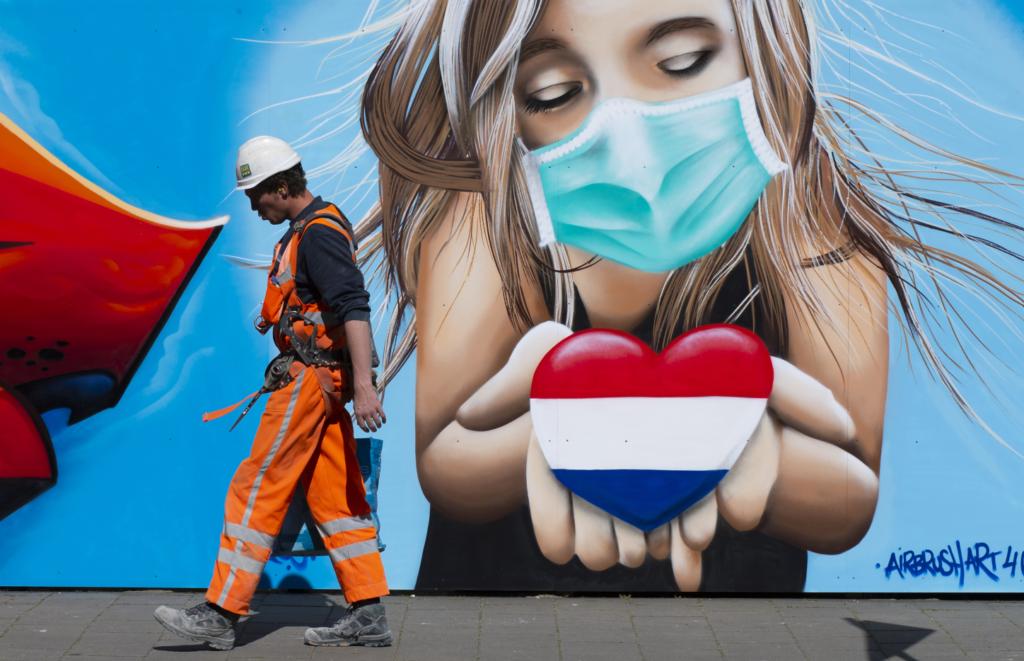 Ολλανδία: Πάνω από 5.700 οι θάνατοι από τον κορονοϊό