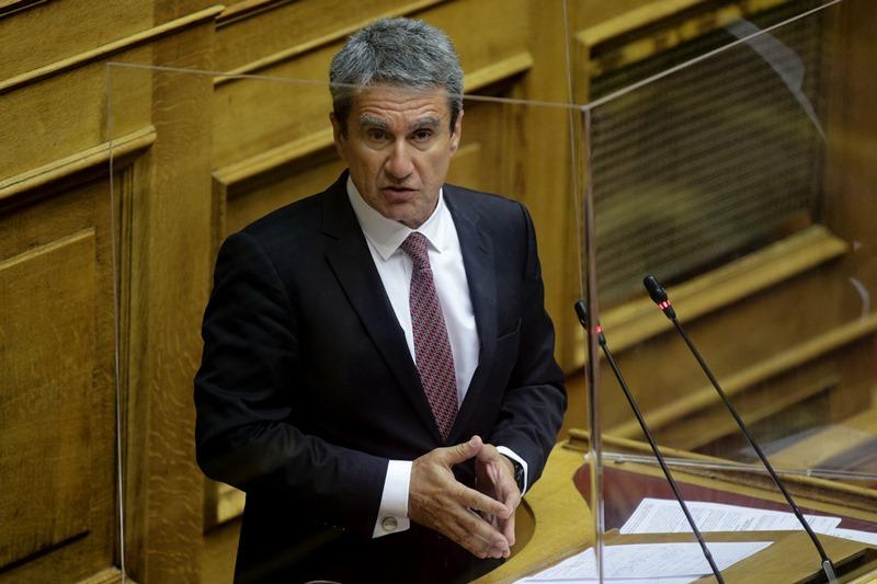Ανδρέας Λοβέρδος: Δεν αποτελούν έκφραση της ελληνικής εξωτερικής πολιτικής οι δηλώσεις Δένδια
